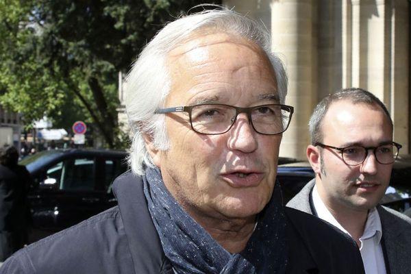 Francois Rebsamen en mai 2017