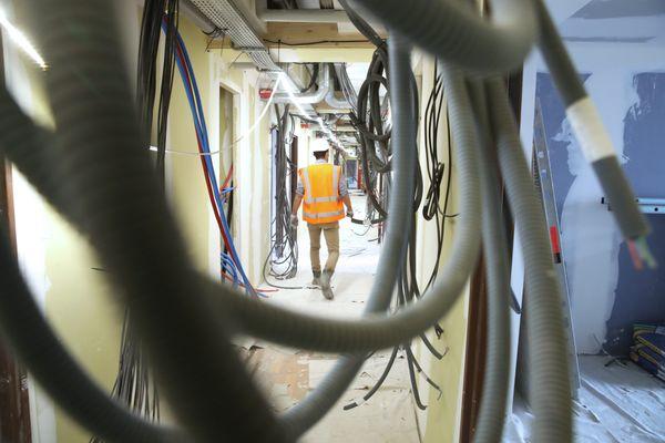 Les travailleurs du bâtiment dans le Gard pourront trouver plus facilement une solution de repas autour de leur chantier grâce à une nouvelle carte interactive