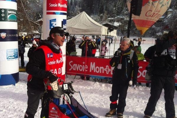 Jean-Philippe Pontier a 38 ans, il est installé en Norvège avec sa famille.