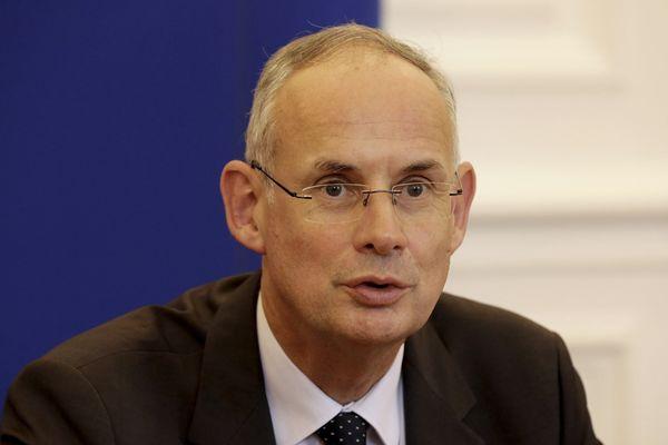 Stéphane Bouillon, préfet de la région PACA est nommé préfet du Rhône