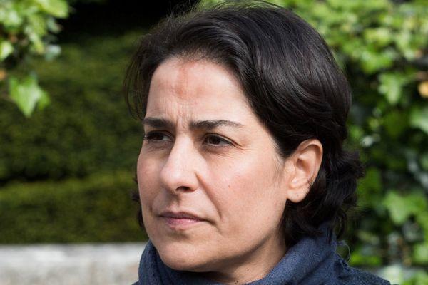 La sénatrice Frédérique Espagnac