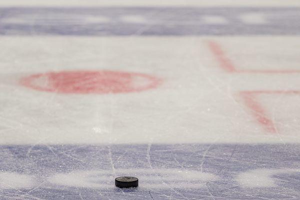 Hockey sur glace, illustration