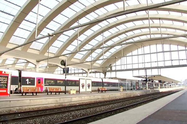 Gare SNCF (Reims - centre)