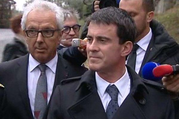 Manuel Valls dans les Hautes-Pyrénées