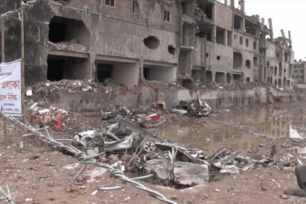 La catastrophe du Rana Plaza