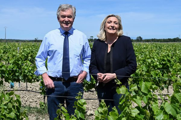Tête de liste du Rassemblement National de Marine Le Pen, Jean-Paul Garraud sortirait en tête du 1er tour des élections régionales en Occitanie, selon ce sondage.