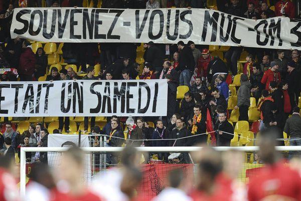 Le Mans FC : les spectateurs mancaux en colère le 15 mars contre Nîmes