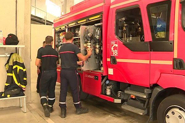 Dans les Pyrénées-Orientales, les sapeurs-pompiers sont en grève depuis le 26 juin 2019 pour demander de meilleures conditions de travail.