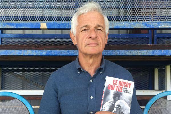 """Jean Chazal, l'ancien président de lacommission médicale de l'ASM Clermont Auvergne a publié """"Ce rugby qui tue"""", (éditions Solar)."""