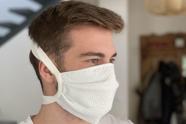 Des masques en tissus vont être distribués dans les boîtes aux lettres des mayennais.