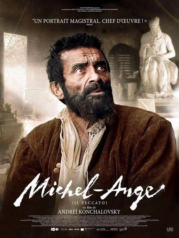 Michel-Ange, le 21 octobre dans les salles françaises