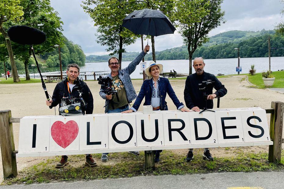 """Replay. """"Ô la belle vie"""". Lourdes : au coeur de la cité mariale"""