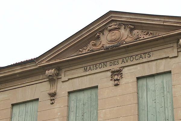 Montpellier - la maison des avocats - 2021.