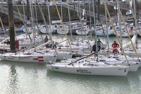 Port des Minimes à La Rochelle