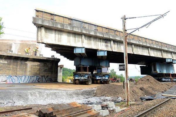 Les travaux concerneront le pont de Rosbruck.