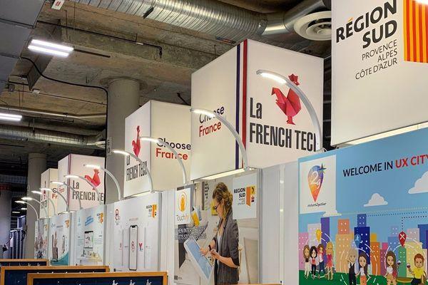 Pour la 4e année consécutive, la région Sud PACA accompagne 30 start-up du territoire au CES Las Vegas.