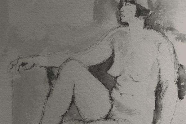 Simone Nathan-Asher à l'honneur galerie Artset à Limoges