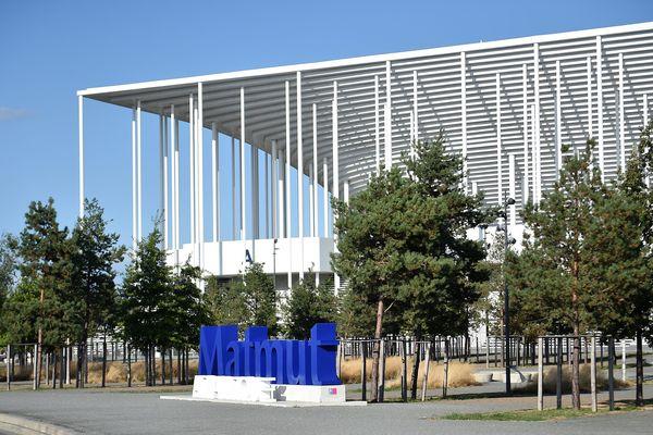 Le Matmut Atlantique, le nouveau stade de Bordeaux inauguré en mai 2015.