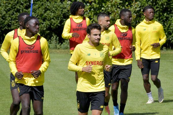 Les joueurs de Christian Gourcuff ne testeront pas leur nouvelle formation le 1er août face à Bordeaux.