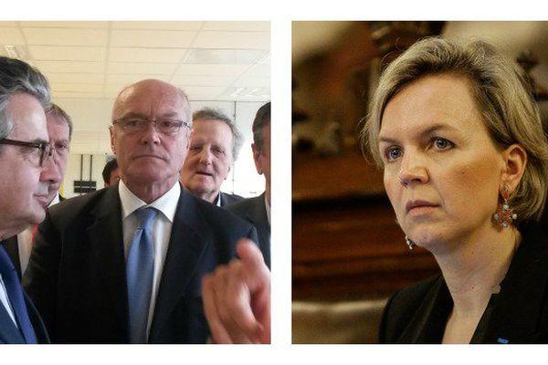 Alain Rousset pour le PS mais qui à droite?
