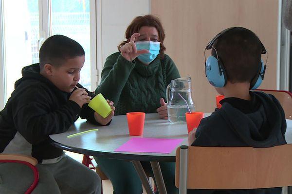 L'association Dominique accueille à Fonsorbes (Haute-Garonne) 14 enfants atteints d'autisme sévère