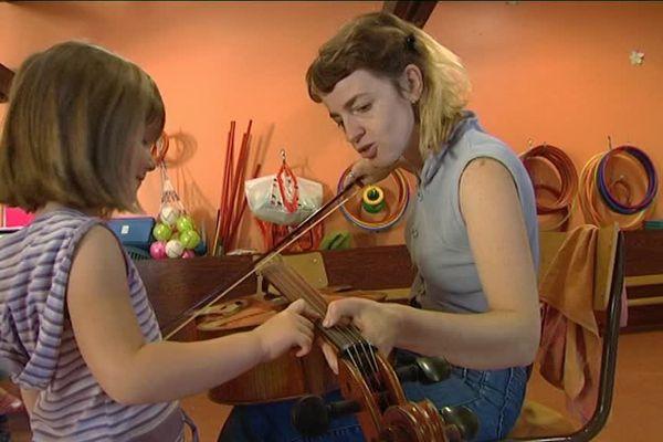 Noemi Boutin, violoncelliste et pédagogue