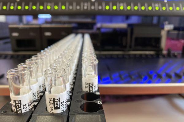 Depuis ce lundi, les laboratoires Bioxa réalisent environ 1.200 tests PCR dans la Marne.
