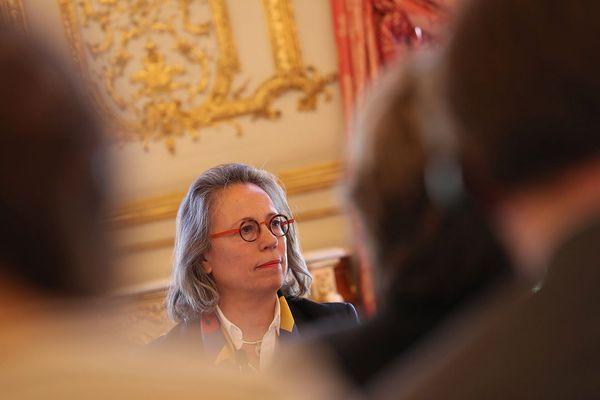 Sabine Thillaye, député de la 5ème circonscription d'Indre-et-Loire est exclue du parti de la majorité présidentielle