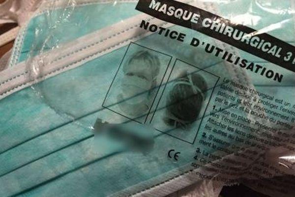 Il y aura de nouvelles livraisons de masques dans les hôpitaux de la région et dans les pharmacies pour les libéraux.