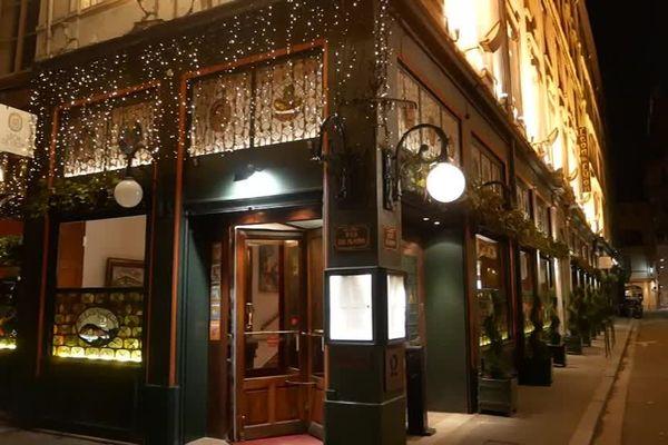 Le restaurant Leon de Lyon (rue Pleney - Lyon 1er)