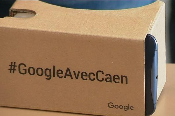 Google effectue un tour de France afin de promouvoir ses outils et son image.