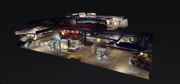 Le musée de Suippes en 3D.