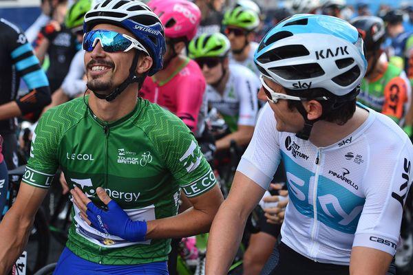 L'Auvergnat, Julian Alaphilippe, a remporté la 79ème édition du Tour de Grande-Bretagne.