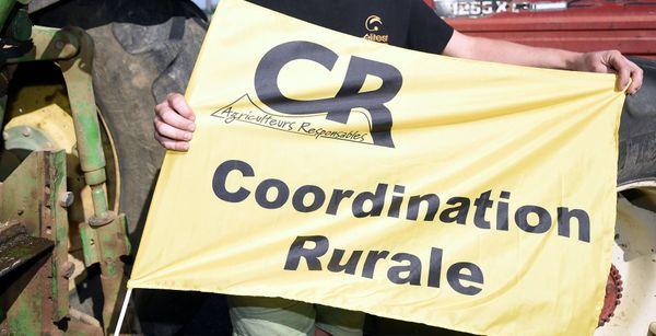 La coordination rurale, une organisation syndicale qui se veut plus proche des petits agriculteurs.