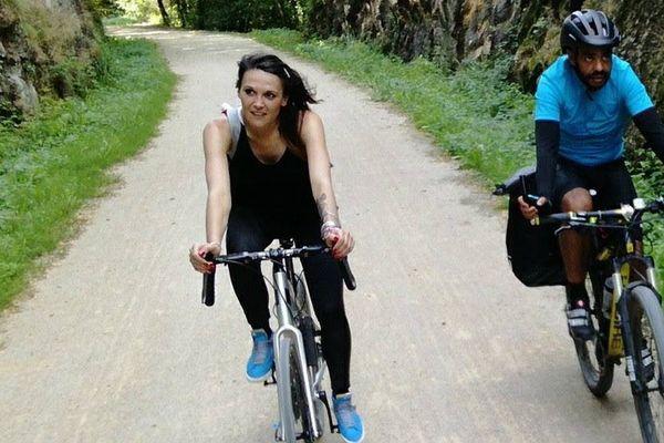 Lucille Cassan et Karim Guerch vont quitter Toulouse, le 17 septembre, pour rejoindre Casablanca à vélo.