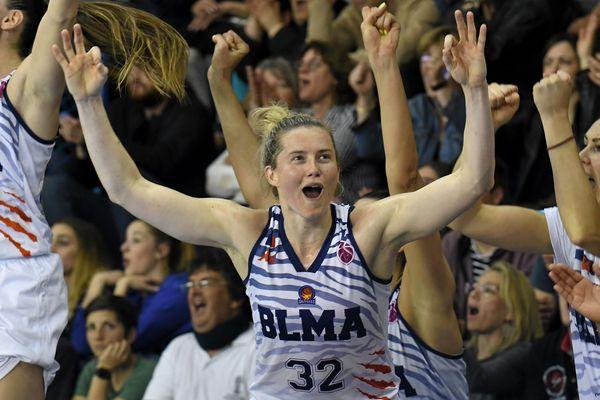 """Les """"Gazelles"""" de Lattes ont disposé des joueuses de Gérone, jeudi 28 mars, se qualifiant pour une finale historique."""