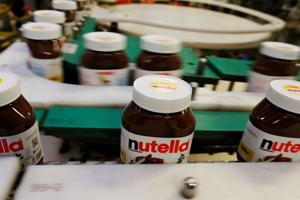 Dans les usines rouennaises, 26% de la production mondiale de Nutella est fabriquée.