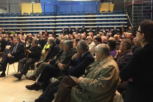 Le grand débat de Poitiers fait salle comble aux trois cités