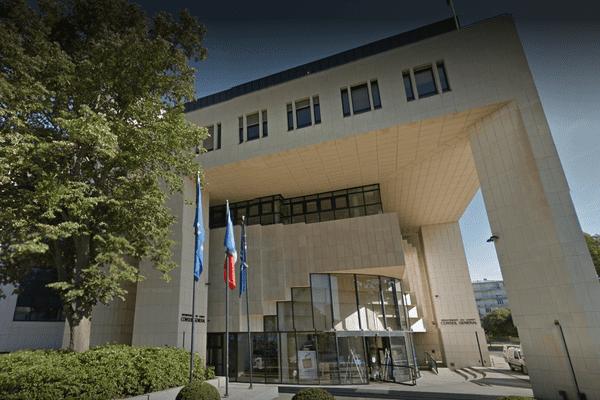 Le conseil Départemental du Loiret à Orléans.