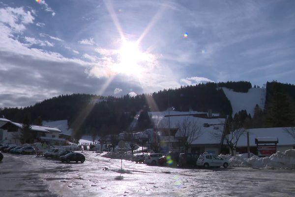 Le premier sommet européen consacré à l'impact du changement climatique sur les stations de ski doit se tenir à Métabief à partir du mardi 16 mars.