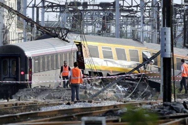 La catastrophe de Brétigny-sur-Orge a coupé le trafic SNCF a destination d'Orléans, de Limoges, mais aussi de Montluçon.