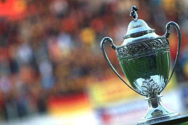 Le trophée au bout de la Coupe de France