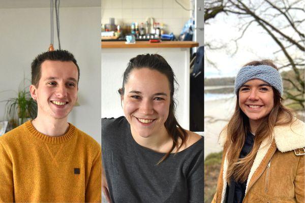 Matéo, Camille et Chloé, trois jeunes diplômés, à la recherche de leur premier emploi, nous ouvrent les portes de leur quotidien.