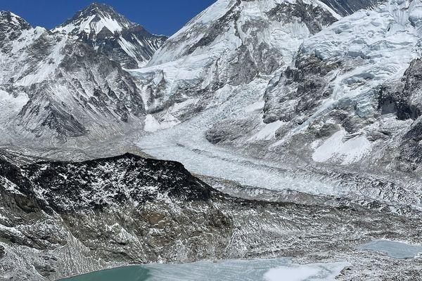 L'une des plus vues selon François Trouillet qui gravit le Mont Everest. Il partage son aventure sur les réseaux sociaux