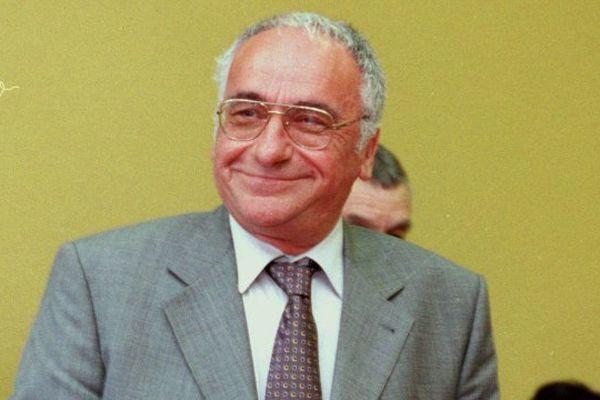 Alain Torrent maire de Céret archives