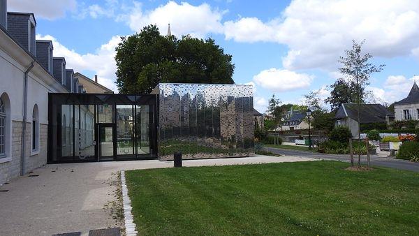La résidence de Tournage Ciclic Animation, à Vendôme