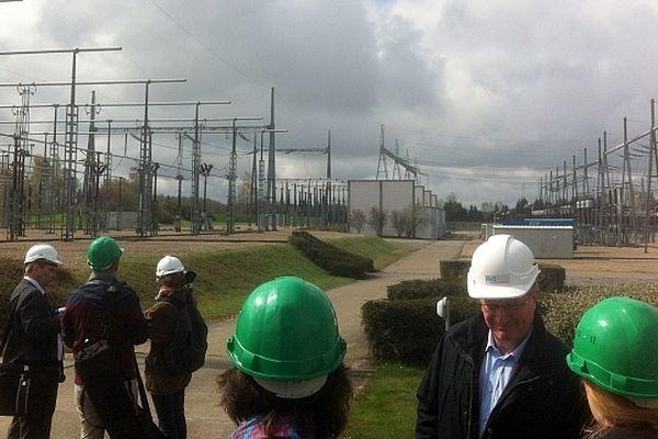Le chantier de l'éolien en mer à Fécamp est le gros projet à venir pour RTE (Réseau de Transport de l'électricité)