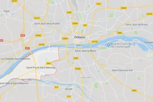 Un accident mortel a eu lieu dans la commune de Saint-Pryvé-Saint-Mesmin.