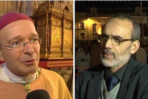 l'évêque de Limoges et le recteur de la mosquée seront côte à côte sur le plateau de France3 Limousin