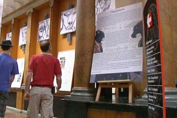 Edition 2011 du festival de bande dessinées à Amiens